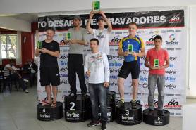 Leandro Bays, quarto colocado, categoria SPORT Sub-30